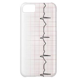 Medical EKG heart beating, for doctor or nurse iPhone 5C Case