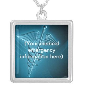 Medical Emergency Necklace