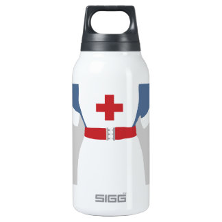 Medical & Emergency Nursing Services 0.3L Insulated SIGG Thermos Water Bottle