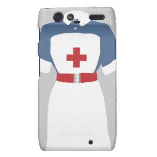 Medical & Emergency Nursing Services Motorola Droid RAZR Cover