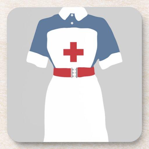 Medical & Emergency Nursing Services Coasters