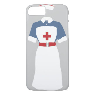 Medical & Emergency Nursing Services Destiny iPhone 7 Case