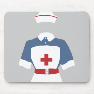 Medical & Emergency Nursing Services Mouse Pad