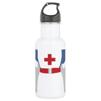 Medical & Emergency Nursing Services 18oz Water Bottle