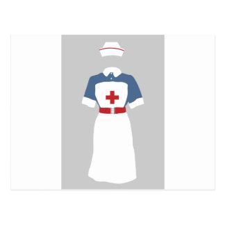 Medical & Emergency Nursing Services Postcards