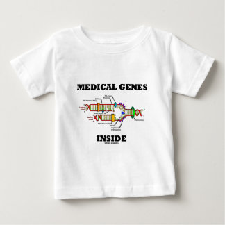 Medical Genes Inside (DNA Replication) Baby T-Shirt