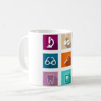 Medical Icons Mug