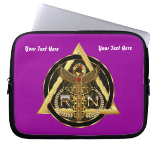Medical Nurse Device Carry Case VIEW ABOUT design Computer Sleeve