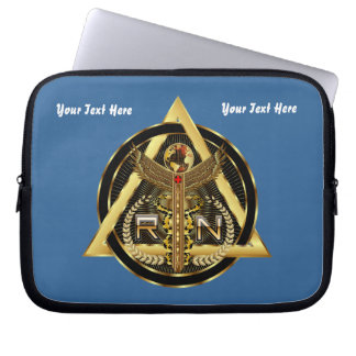 Medical Nurse Device Carry Case VIEW ABOUT design Laptop Sleeves