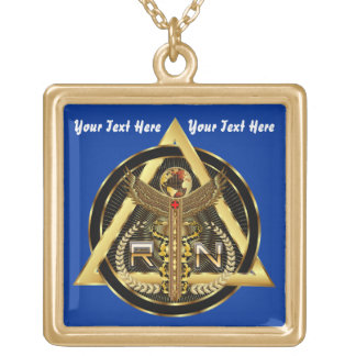 Medical Nurse Logo Square Only VIEW ABOUT Design Jewelry