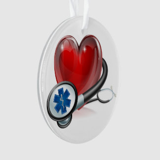 Medical Ornament 4 EMS