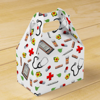 Medical Party Favour Box