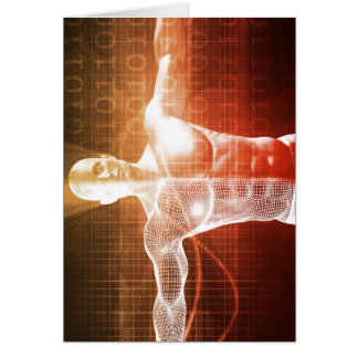 Medical Research on the Human Body as Concept Card