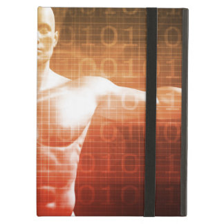 Medical Research on the Human Body as Concept iPad Air Case