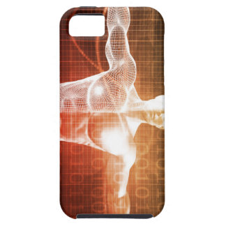 Medical Research on the Human Body as Concept iPhone 5 Covers