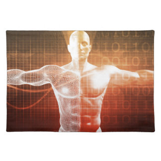 Medical Research on the Human Body as Concept Placemat