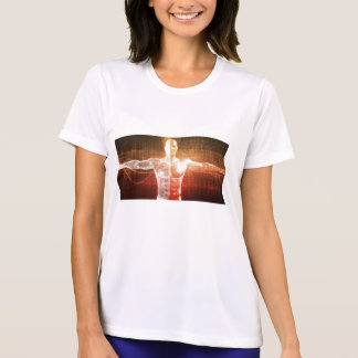 Medical Research on the Human Body as Concept T-Shirt
