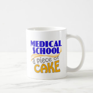 Medical School - Piece of Cake Coffee Mug