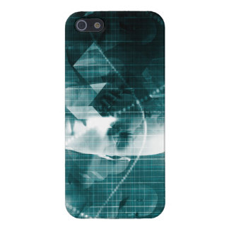 Medical Science Futuristic Technology as a Art iPhone 5 Cases