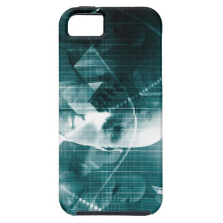 Medical Science Futuristic Technology as a Art iPhone 5 Cover