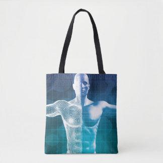 Medical Science Tote Bag