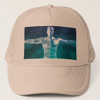 Medical Science Trucker Hat