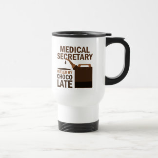 Medical Secretary (Funny) Gift Travel Mug