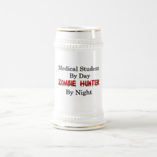 Medical Student/Zombie Hunter Beer Stein