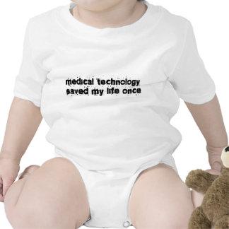 Medical Technology Saved My Life Once Shirt