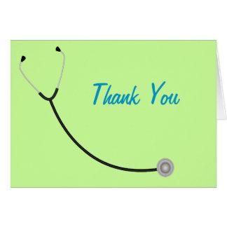 Medical Thank You Card