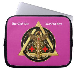 Medical Universal Design Artist Concept Laptop Computer Sleeve
