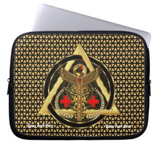Medical Universal Design Artist Concept Laptop Sleeves