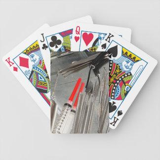 Medical Utensils Poker Deck