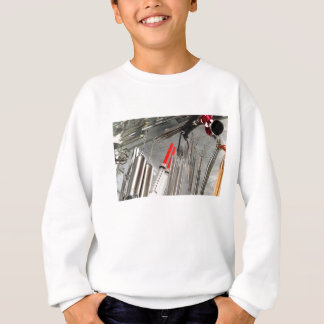 Medical Utensils Sweatshirt