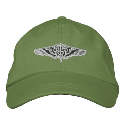 Medical Wings Embroidered Hats