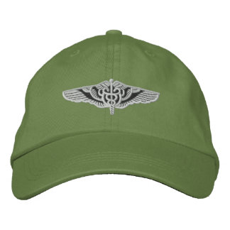 Medical Wings Embroidered Hat