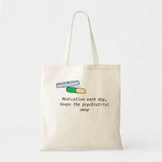 Medication each day bag (psychiatrist)