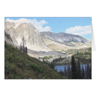 Medicine Bow Peak Card