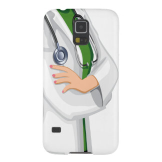 Medicine Female  Doctor Galaxy S5 Covers