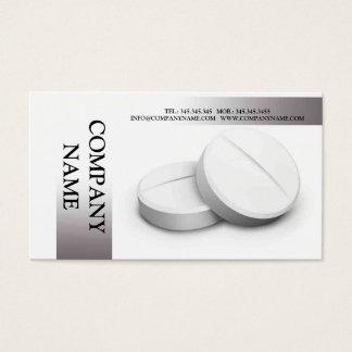 Medicine / Pharmacy / Pharmacist Human Body Business Card