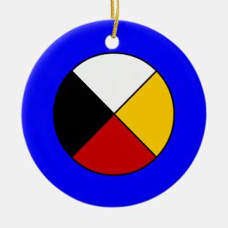 Medicine Wheel Ornament