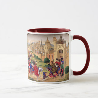 Medieval Art Mug