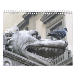 Medieval Art of Europe Calendars