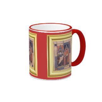 Medieval Baptism Coffee Mug