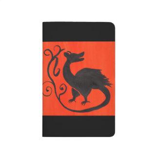 Medieval Beastie Pocket Journal