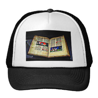 Medieval Book CB Cap