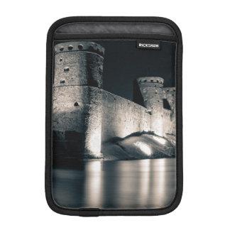 Medieval castle iPad mini sleeves
