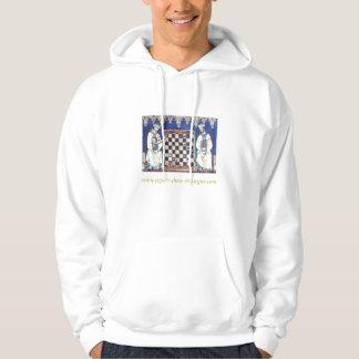Medieval Chess Hoodie