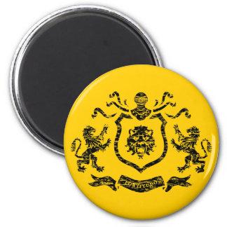 Medieval Coat of Arms - Magnet Fridge Magnets