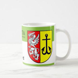 Medieval Creature Griffin from Ainazi, Latvia Coffee Mug